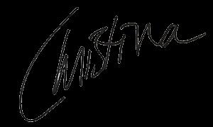christina signature - photo #35